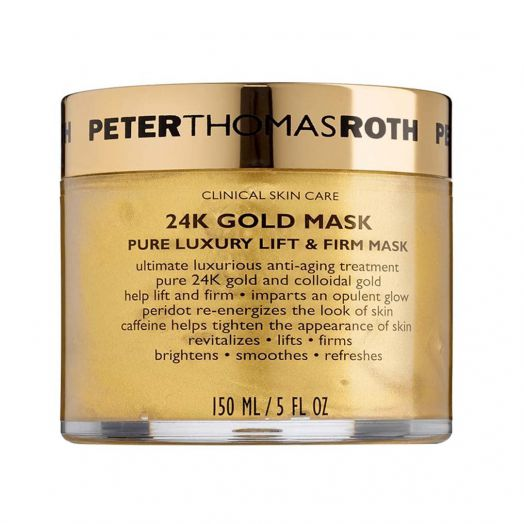 Peter Thomas Roth 24K Gold Mask Pure Luxury Lift & Firm, Anti-Aging Gold Face Mask - 150 ml