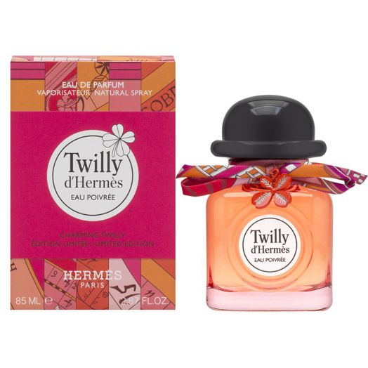 Hermes Twilly d'Hermès Eau Poivrée For Women Edp - Charming Twilly Limited Edition 85ml