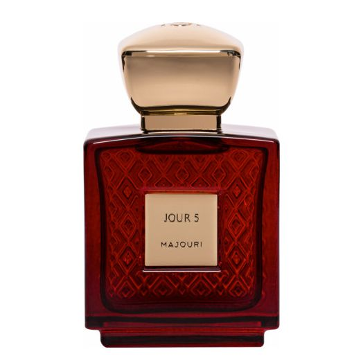 MAJOURI JOUR 5 IN RED For Women EDP 75ML JOUR COLLECTION