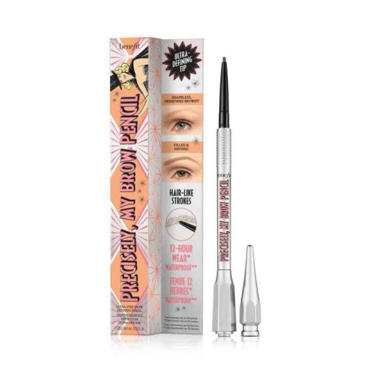 Benefit Precisely My Brow Pencil  Warm Deep Brown 0.08G