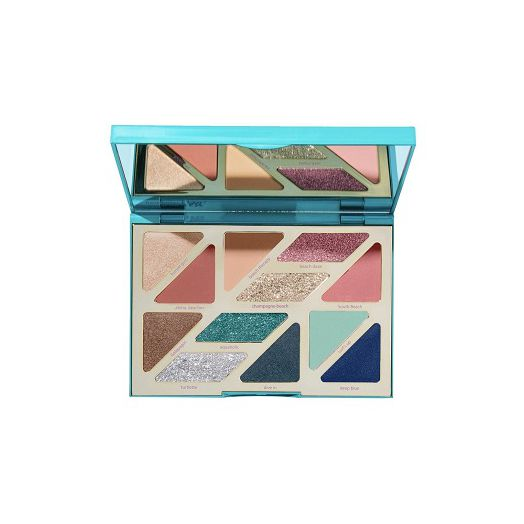 Tarte Rainforest Of The Sea High Tides & Good Vibes Eyeshadow Palette Limited Edition