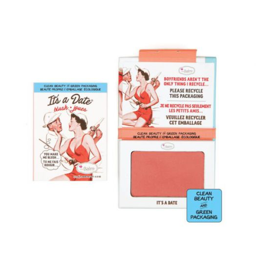 TheBalm It's A Date Powder Blushes