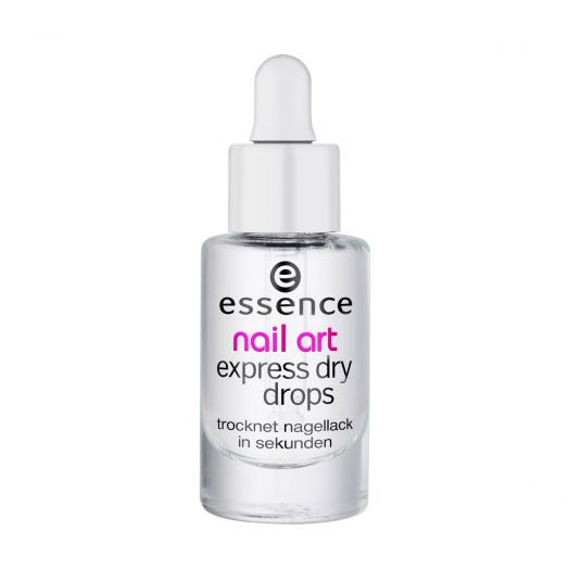 Essence Nail Art Express Dry Drops Clear