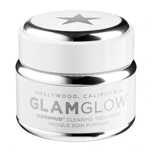 Glam Glow Thirsty Super Mud Clearing Treatment Mask 50G