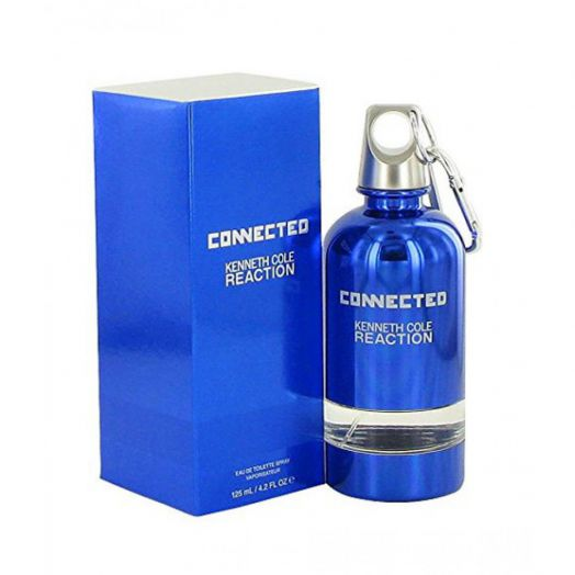 Kenneth Cole Reaction Connected Edt Perfume For Men 125ML