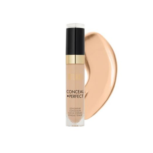 Milani Conceal + Perfect Longwear Concealer Light Natural 125