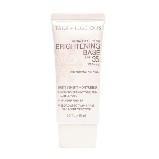 Luscious True + Luscious Ultra Protective Brightening Base For Normal/dry Skin