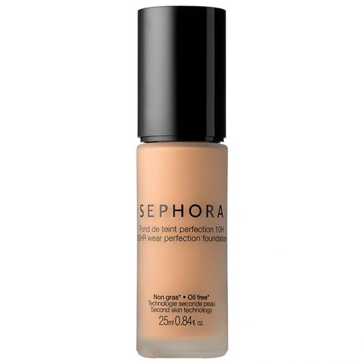 SEPHORA COLLECTION 10 HR Wear Perfection Foundation 22 Light Natural 25 ml