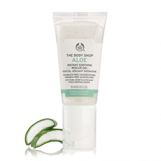 The Body Shop Aloe Instant Soothing Rescue Gel 30Ml