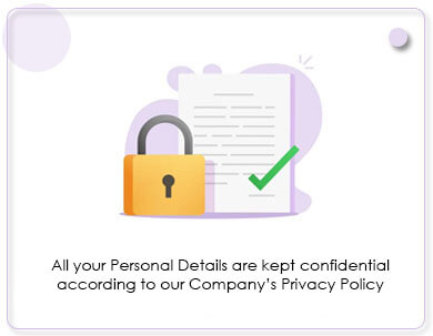 personal detail secure